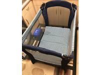 Graco pack & play travel cot