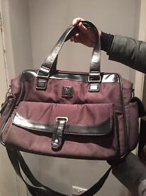 Icandy large changing bag