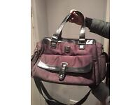 Icandy large changing bag