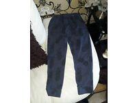 Girls trousers age 11 yrs