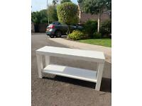 Ikea small tv bench - good condition