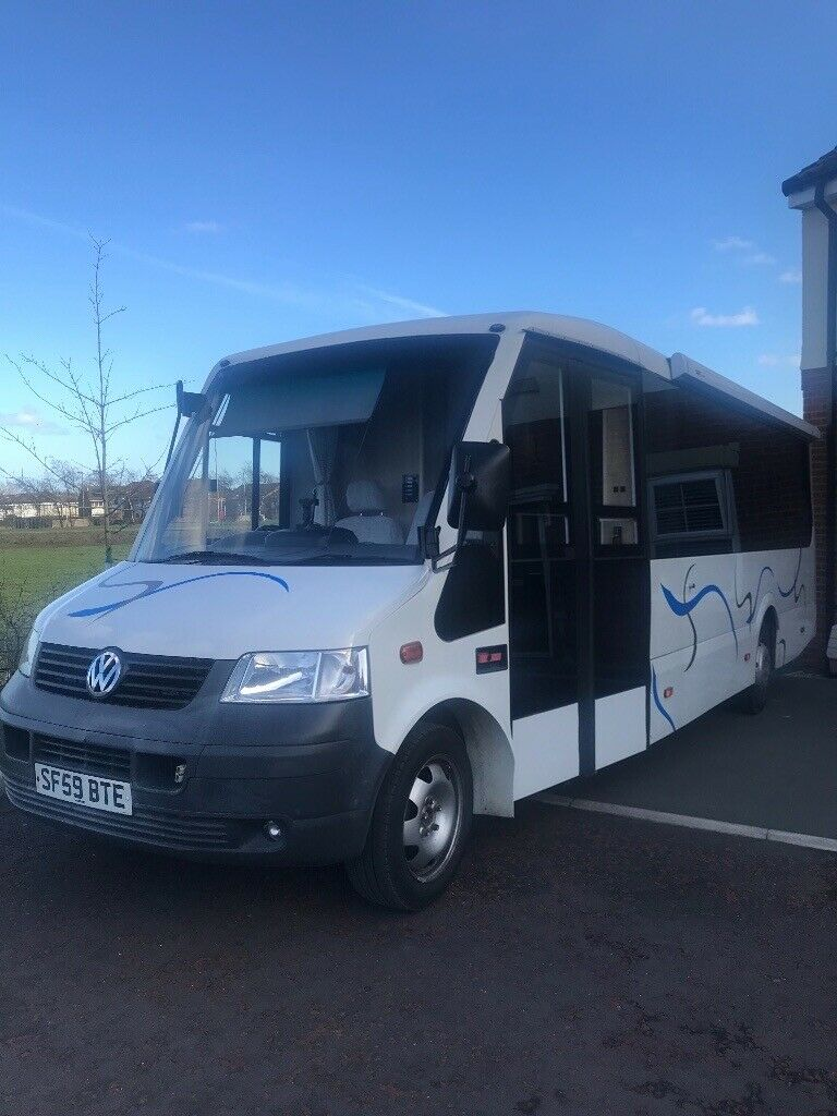 Lovely Camper/ Converted Bus for Sale  VW T5 59 reg low mileage  | in  Hebburn, Tyne and Wear | Gumtree