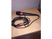 Sony PS4 Singstar Microphone 3.5 jack
