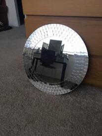 Ikea mosaic mirtor