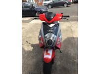 50cc Moped