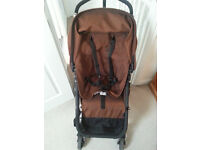 BUGABOO CAM 2 IN BROWN.