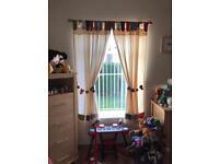 Mamas & Papas timbultuke curtains