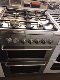 60CM STAINLESS STEEL SERVIS GAS COOKER