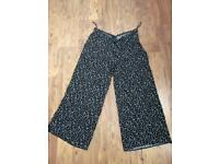 SIZE 22 FLOATY TROUSERS