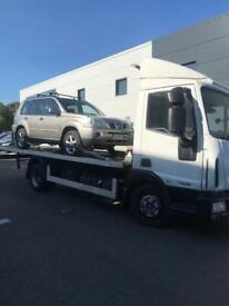 24-7 CHEAP CAR VAN RECOVERY TOW TRUCK TOWING SERVICE VEHICLE BREAKDOWN FORKLIFT TRAILER TIPPER