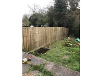 Fencing, Patios, Driveways, landscaping etc