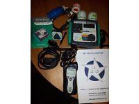 PAT tester kit