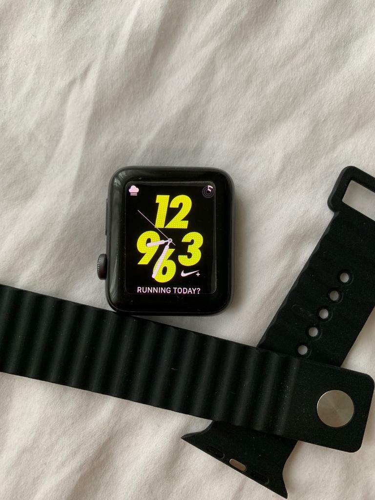 Apple Watch Series 2 Nike Edition Space Grey 42mm In Portsmouth