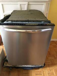Frigidaire Gallery 24'' stainless steel Dishwasher