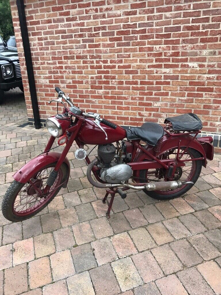 James Captain Deluxe Villiers 197cc Mk 6E Engine Motorbike | in Brough,  East Yorkshire | Gumtree