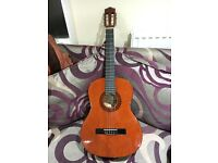 Stagg classical guitar for sale (with case)