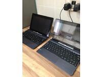 "ASUS Transformer Book 10.1"" 2 in 1 Laptop Tablet x 2"
