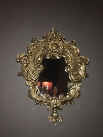 Beautiful antique style mirror £40