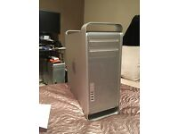 Apple Mac Pro Desktop Quadcore Tower 4.1 with SSD +Graphics+HDDS