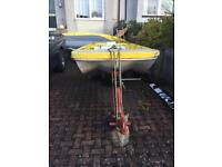 14ft dory Boat , great first boat or winter project