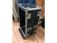 Flight / Road Case John Henry Custom Made 100x59x45cm