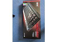 Corsair K40 Gaming Keyboard, Very Good Condition