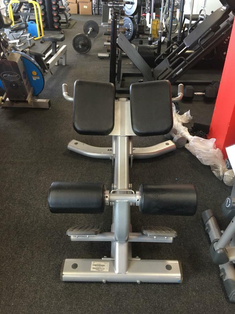 Life Fitness Back Extension | in Ballymoney, County Antrim | Gumtree