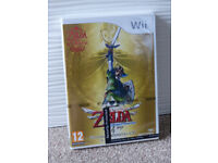 NEW! The Legend of Zelda Skyward Sword Limited Edition with Special Orchestra CD