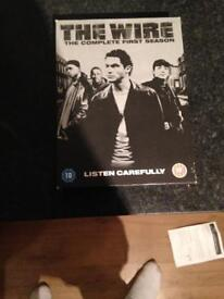 The Wire Complete First Season DVD Boxset TV show
