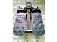 BENY Sports V Fit Gym Stepper Leg Toner Toning Workout Machine Low Impact Mini Gym Step