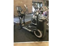 LIFE FITNESS 95X ENGAGE CROSS TRAINERS FORSALE!!