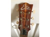 Vintage Eko Acoustic Guitar. Model: Ranger VI . Made in Italy, Low action, easy to play