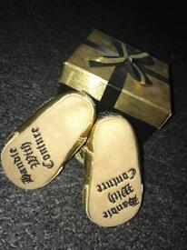 Brand new Juicy baby shoes never worn!