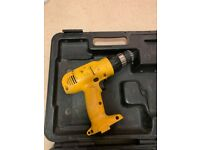 Dewalt drill - bare. Needs new battery