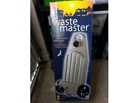 WASTEMASTER waste water container - as new- in box- £25
