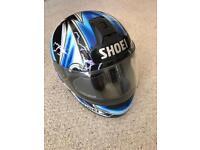 Shoei motorcycle helmet size 59