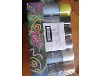 24 cans of party fun hair colour