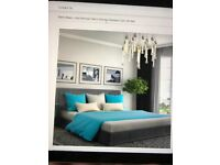 Super king size Italian bed frame