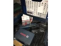 Bosch professional 110v multi tool