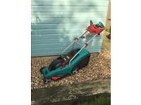 Bosch lawnmower 40cm