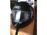 Shoei Qwest Motorbike Helmet