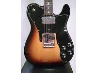 Fender Telecaster 1972 Custom Reissue MIM