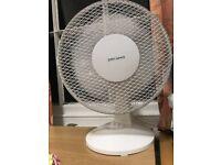 Recently bought John Lewis fan