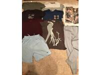 Men's clothes size Small (2)