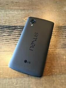 Google Nexus 5 16GB Black - UNLOCKED INCLUDING WIND - READY TO GO! Guaranteed Activation + No Blacklist