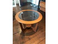 Small mid Century Modern coffee table
