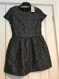 Girls party dress from Next aged 12 - new