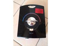 Gainsborough SE Black GRAPHITE 10.5se Electric Shower 10.5kw