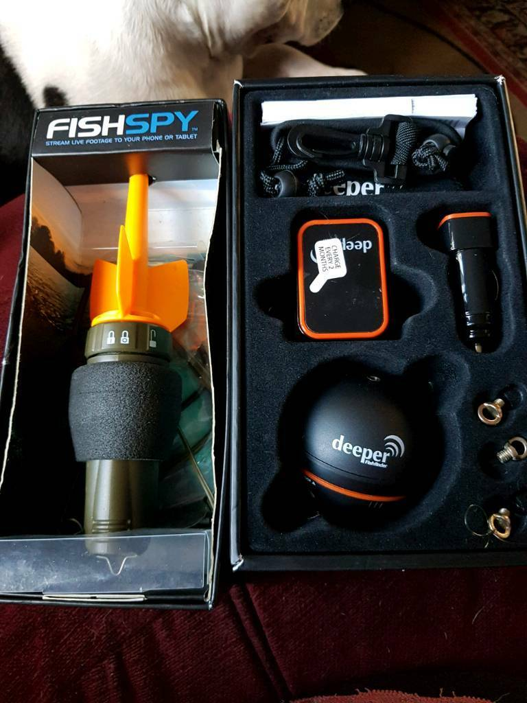 Fish spy & deeper fish finder