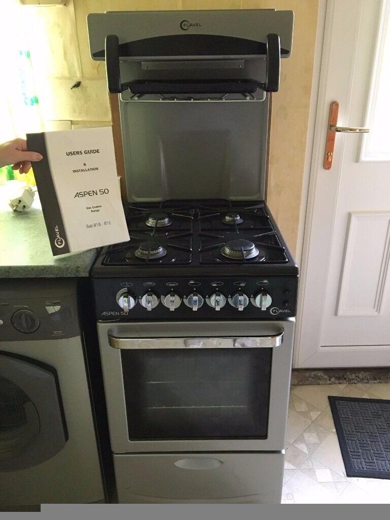 Flavel Gas Cooker, Brilliant Condition
